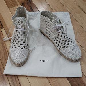 Celine paris espadrilles shoes